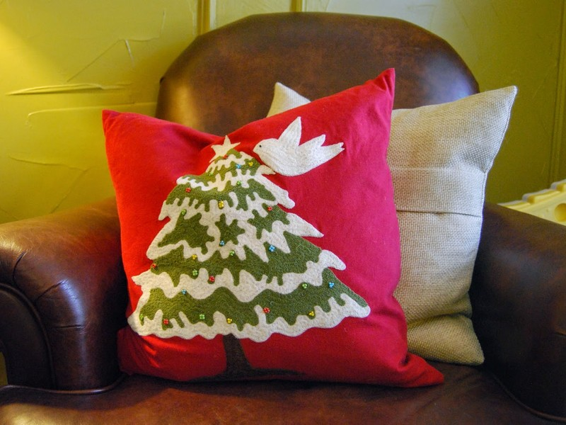 Home Goods Holiday Pillows