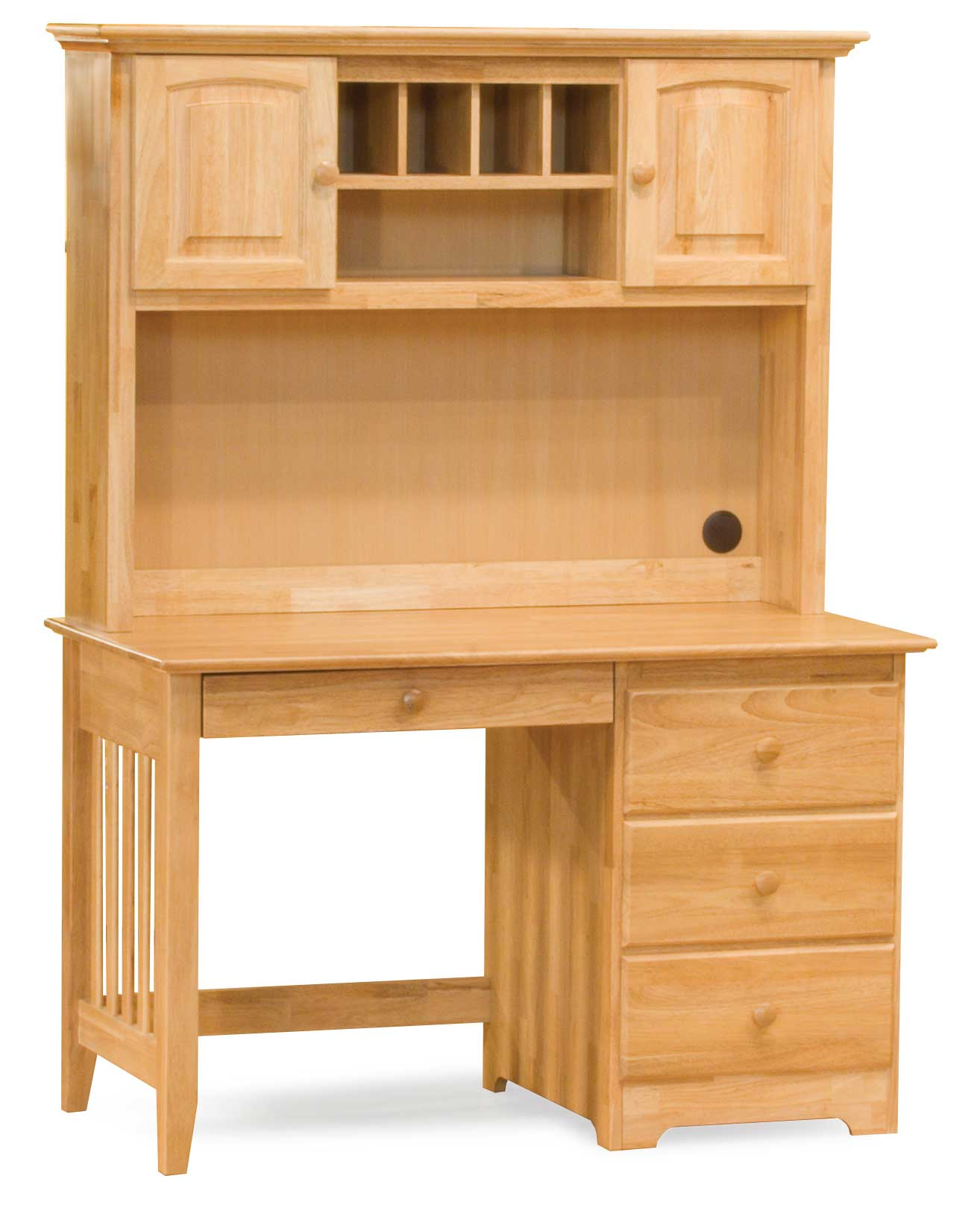 Home Office Desks With Hutch