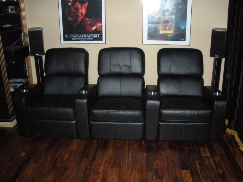 Home Theater Sectional Furniture