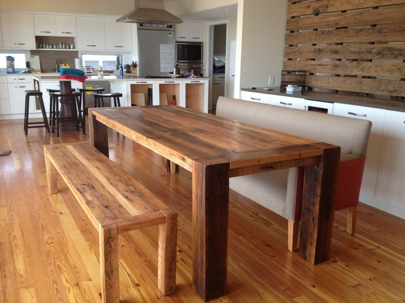 Homemade Dining Table Designs