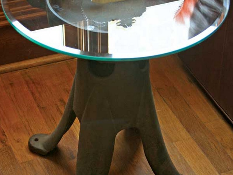 Homemade End Tables
