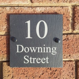 House Numbers Plaques