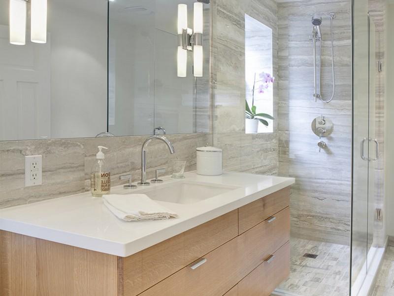 Houzz Bathroom Mirrors And Lighting
