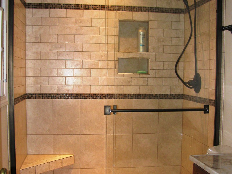 Ideas For Bathroom Showers With Tile