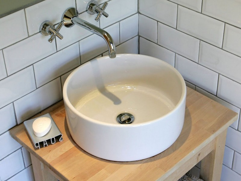 Ikea Bathroom Sink Hack