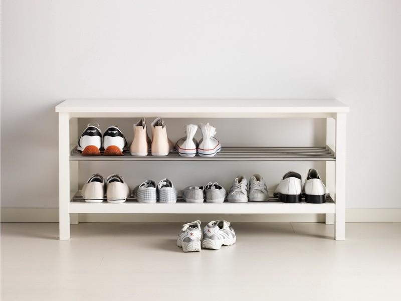 Ikea Shoe Storage Bench