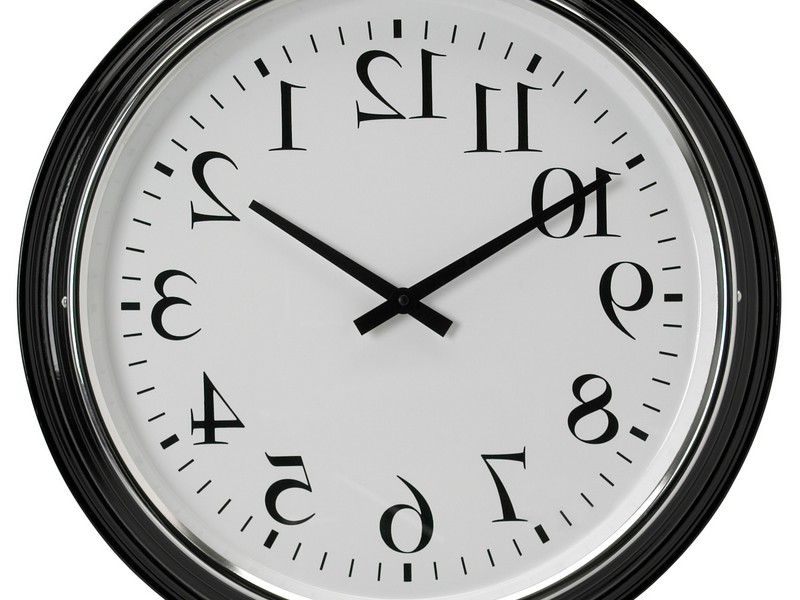 Ikea Wall Clock