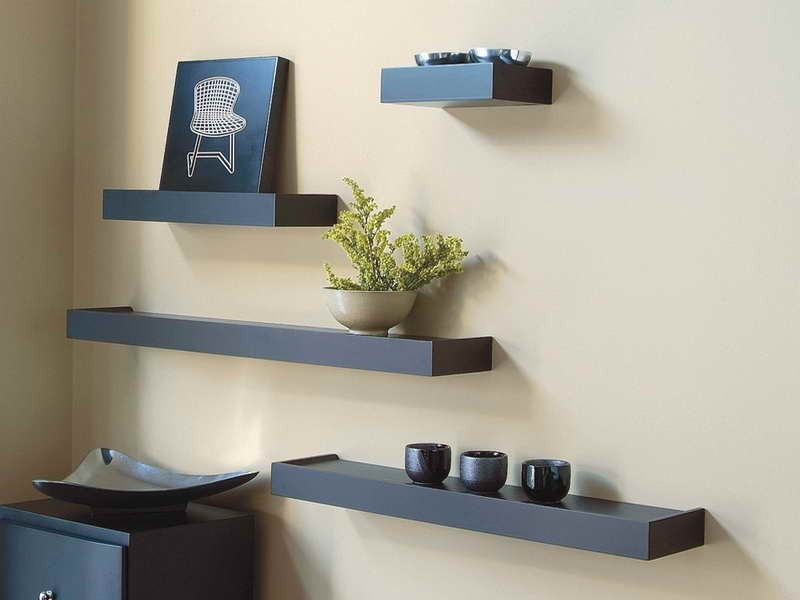 Ikea Wall Shelving
