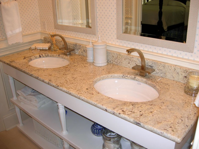 Images Of Granite Bathroom Countertops