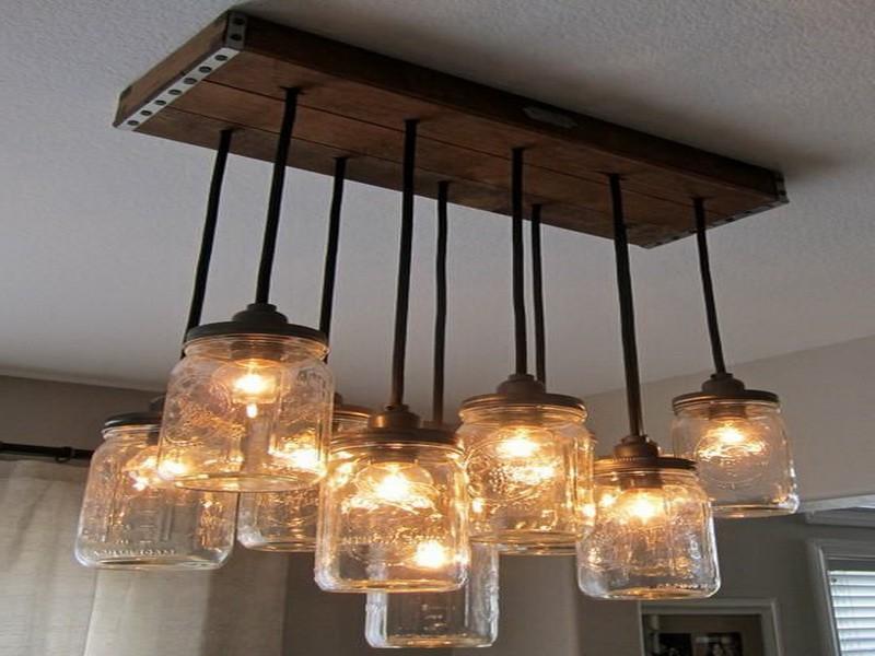 Images Of Mason Jar Light Fixtures