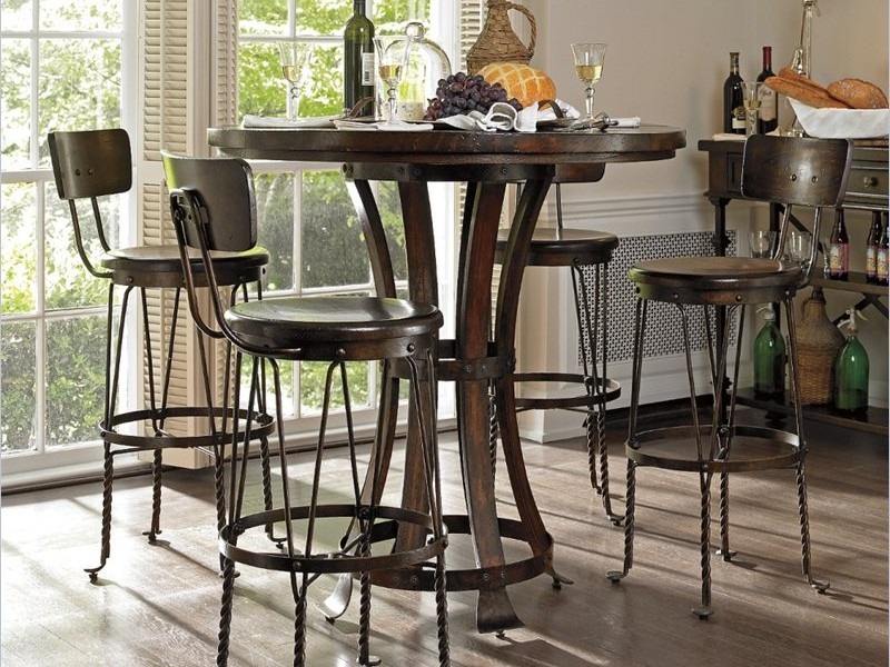 Indoor Bistro Table Set