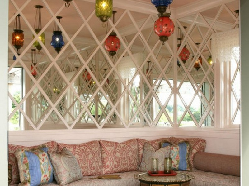 Indoor Hanging Lanterns