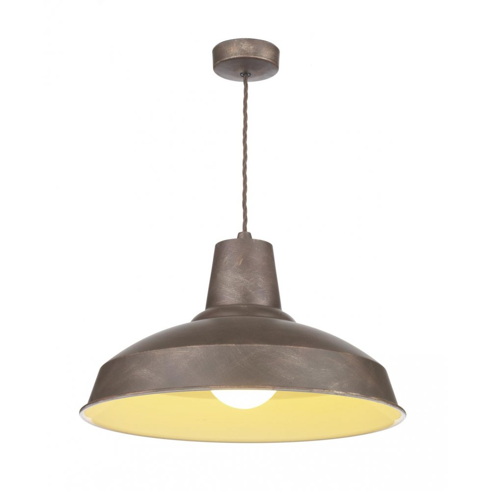 Industrial Hanging Ceiling Lights