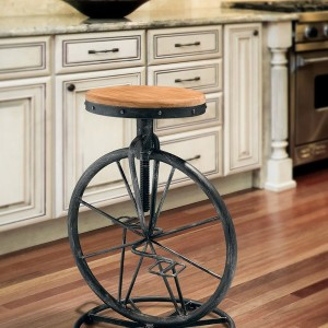Industrial Style Bar Stools