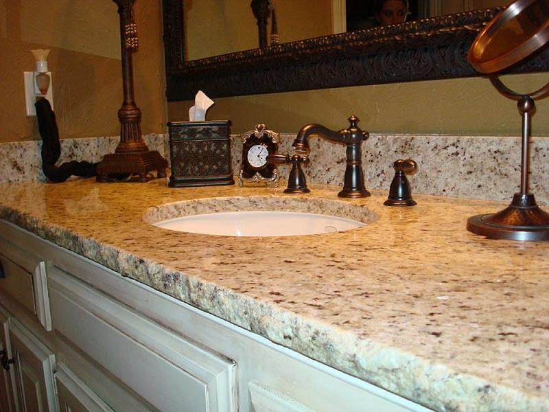 Inexpensive Bathroom Countertop Ideas