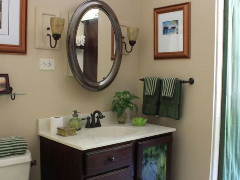 Inexpensive Bathroom Updates Pinterest