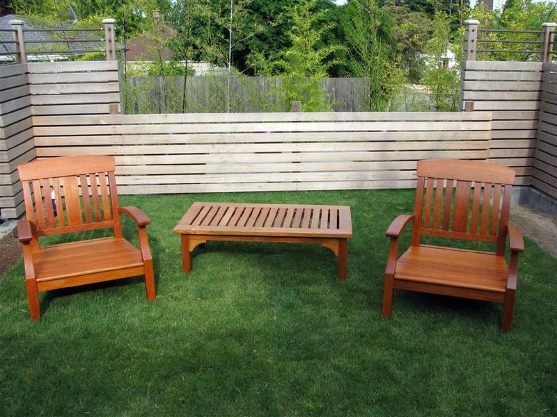 Ipe Outdoor Furniture Care