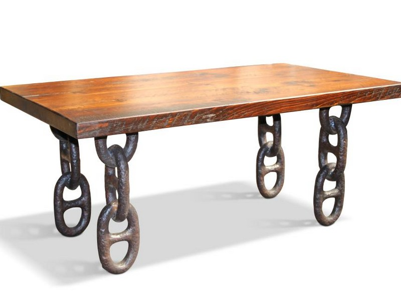 Iron Coffee Table Legs