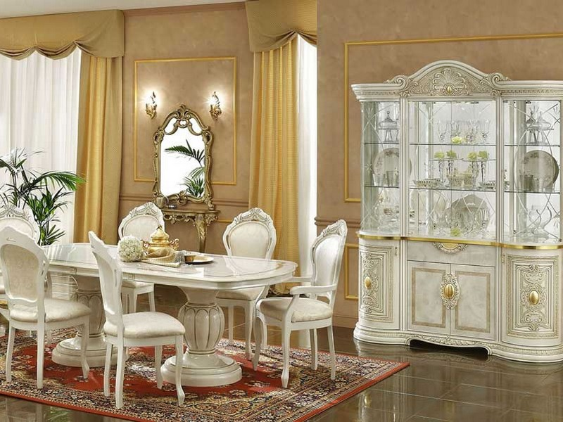 Italian Dining Room Sets