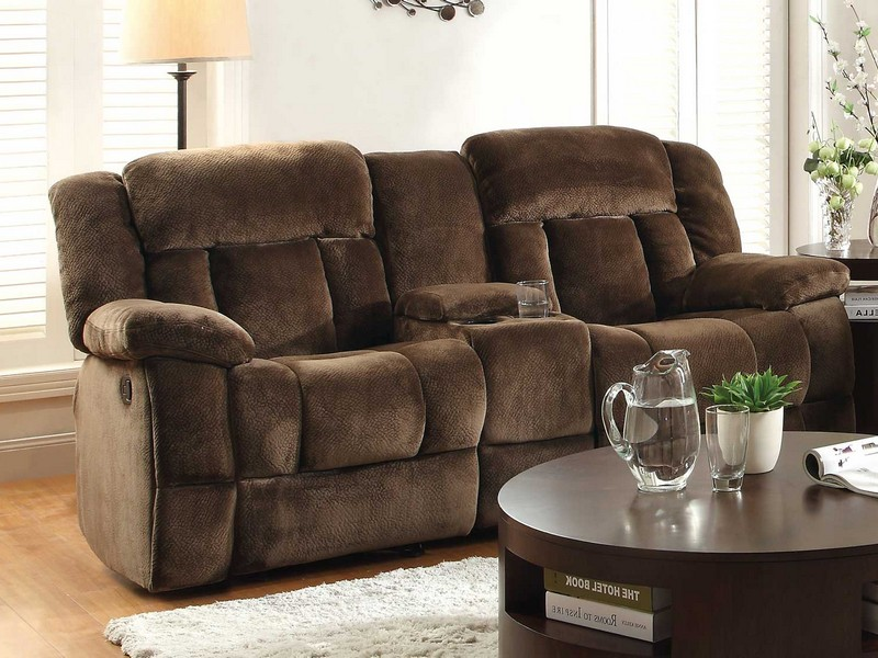 Italian Recliner Leather Sofas