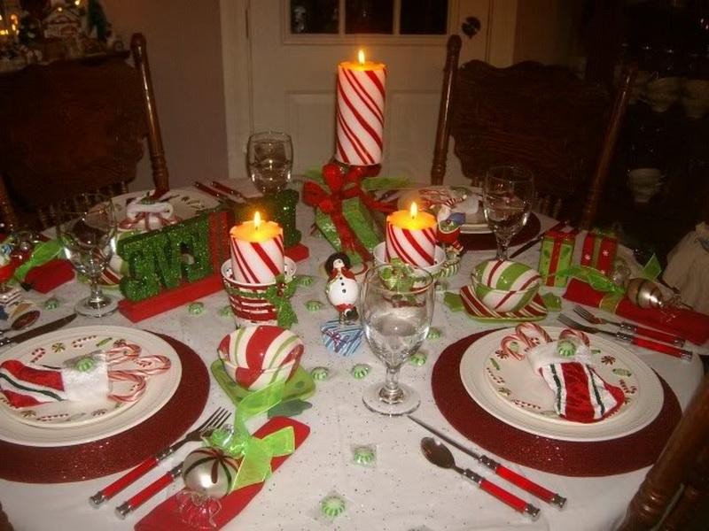 Italian Table Decorations Ideas