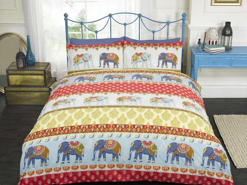 Jaipur Duvet Cover King