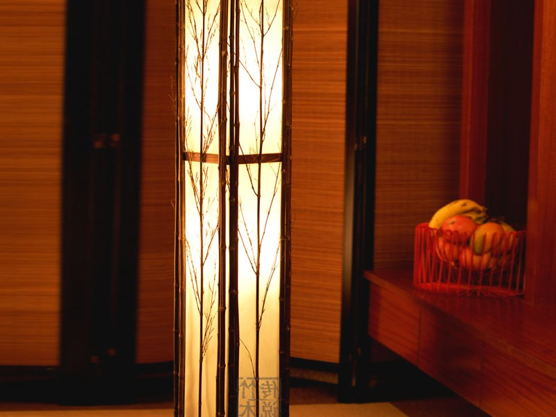 Japanese Floor Lamp Paper