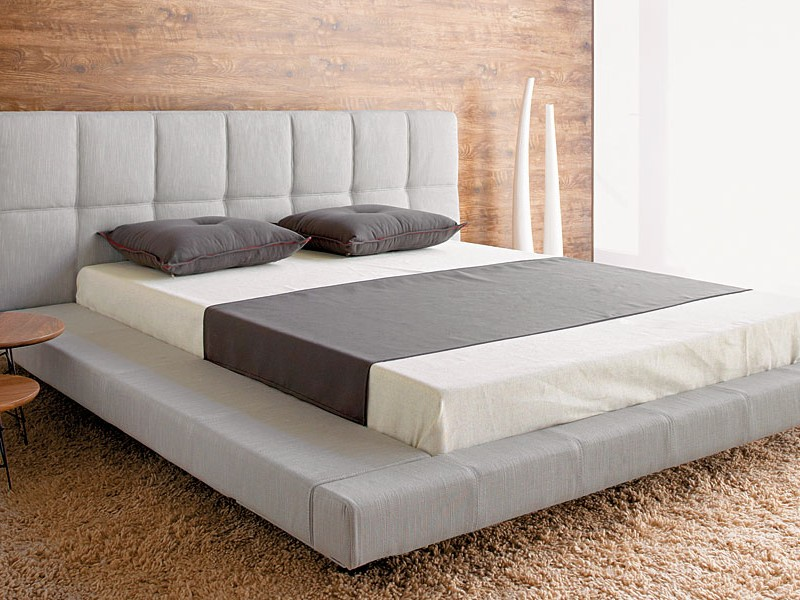 Japanese Style Platform Bed Plans