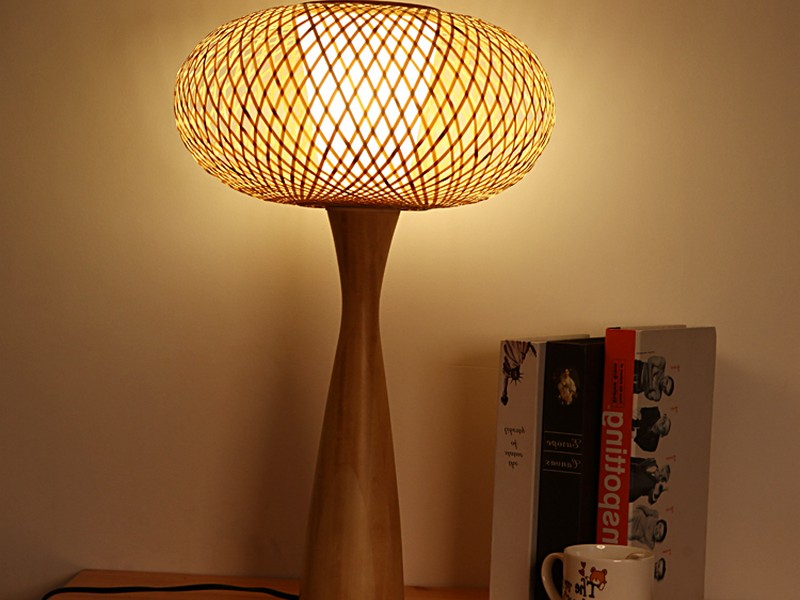 Japanese Table Lamps