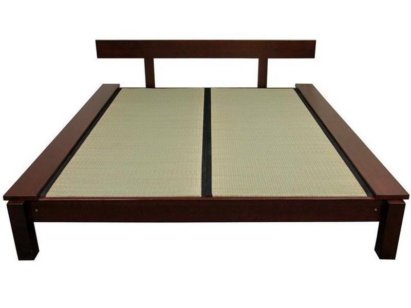 Japanese Tatami Platform Bed