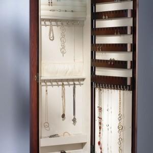 Jewelry Wall Armoire