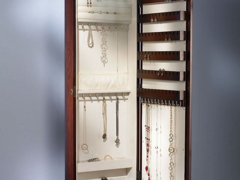 Jewelry Wall Armoire