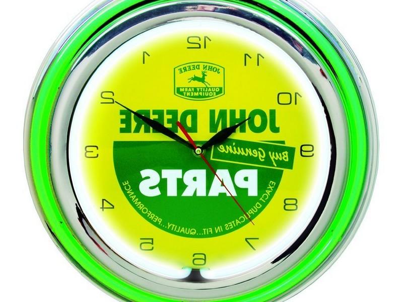 John Deere Clocks