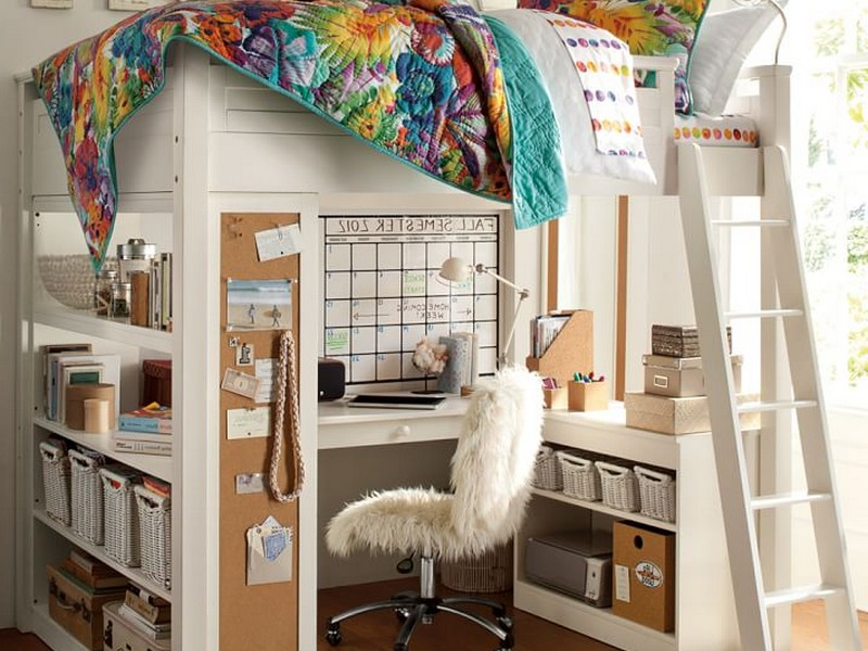Juararo Youth Loft Bed