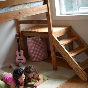 Junior Loft Bed Plans