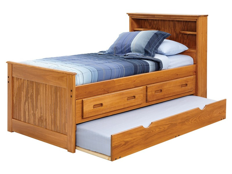 Kids Captains Bed