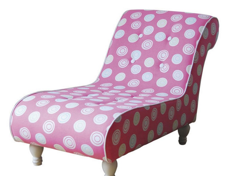 Kids Chaise Lounge Chair