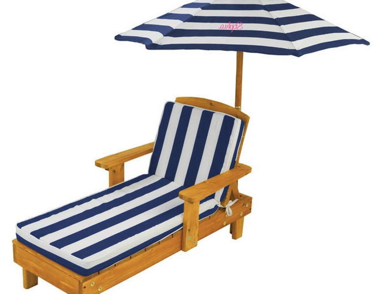 Kids Chaise Lounge Outdoor
