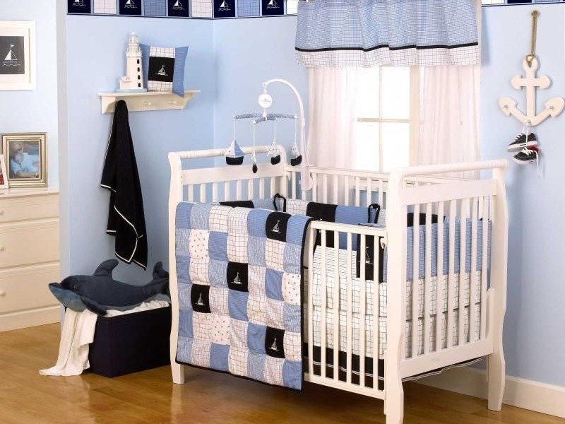 Kids Nautical Bedding Sets