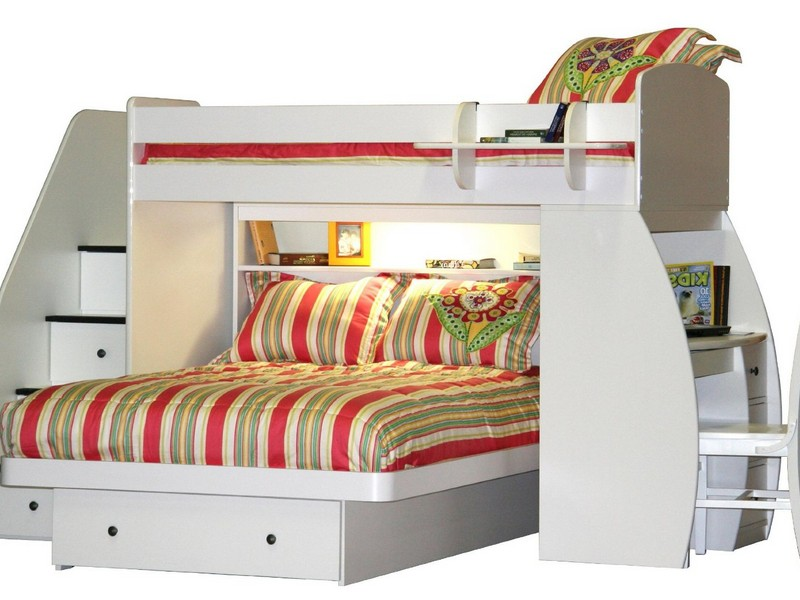 Kids Trundle Bedroom Sets