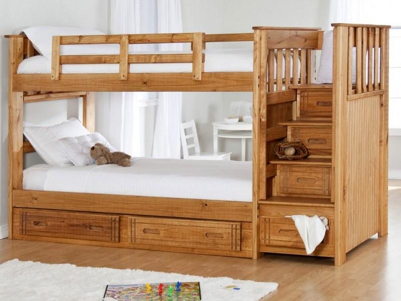 Kids Twin Loft Bed