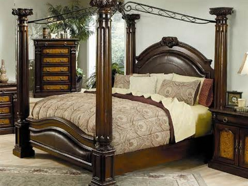 King Canopy Bed