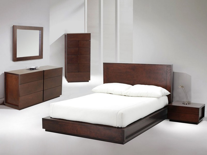 King Platform Bedroom Sets