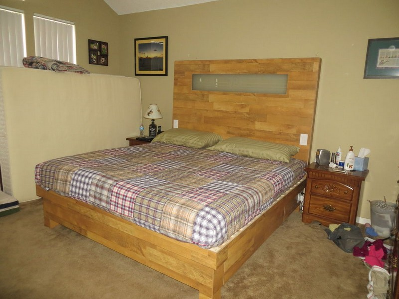 King Size Bed Headboard Ideas Copy
