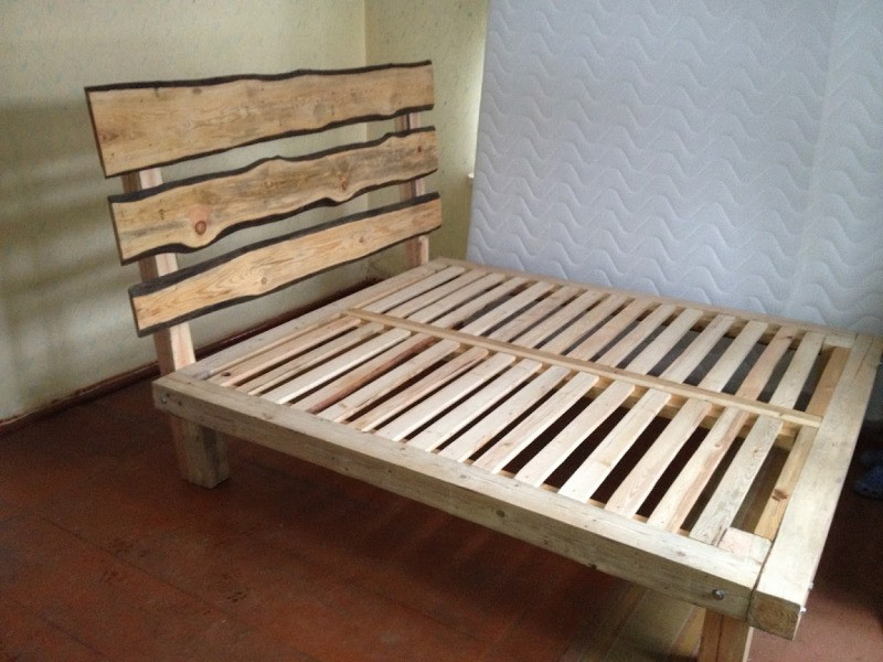 King Size Captains Bed Frame
