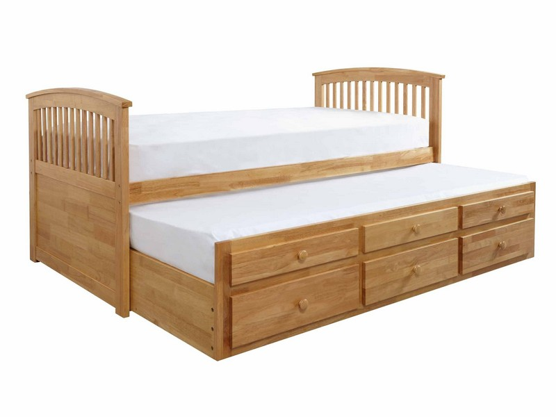 King Size Captains Bed Plans