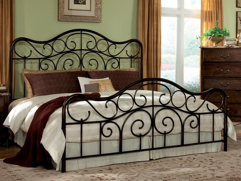 King Size Headboard And Footboard Sets