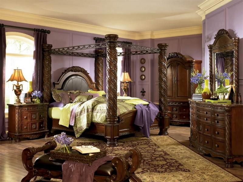 King Size Poster Bedroom Sets