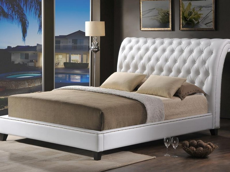 King Size Upholstered Headboards