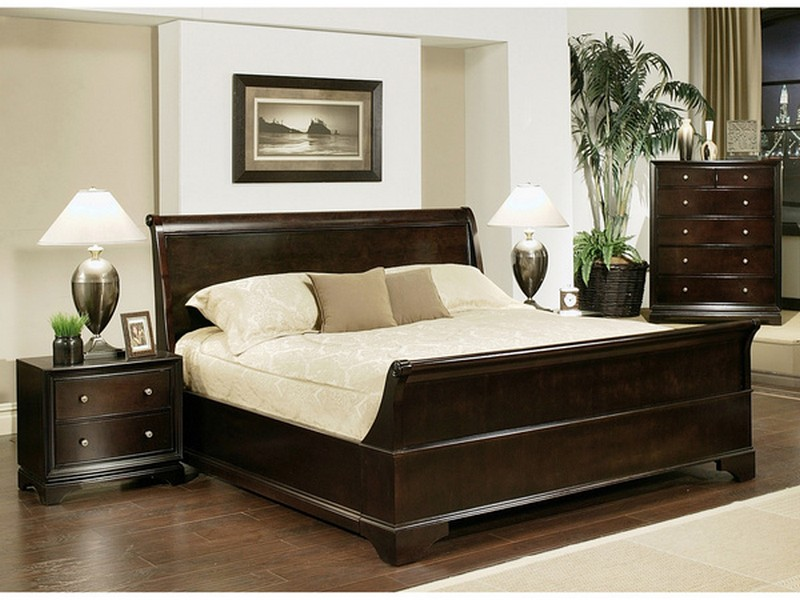 King Sleigh Bedroom Set